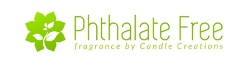 Phthalate Free fragrance from Candle Creations