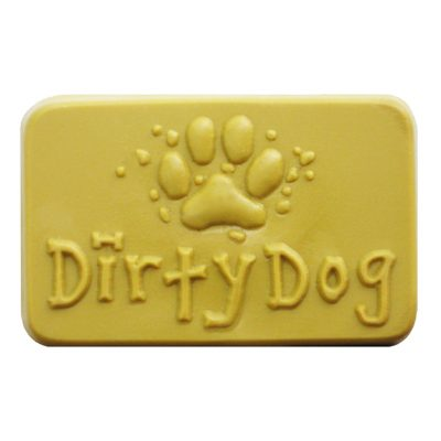 Dirty Dog Soap Mold