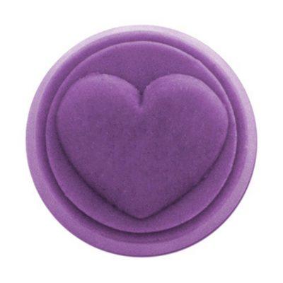 Heart Small Round Mold