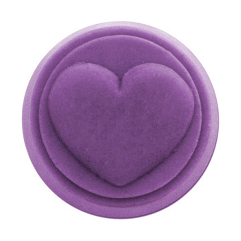 Heart Small Round Mold