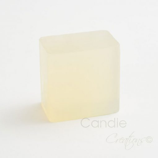 Crystal Clear Melt and Pour Soap