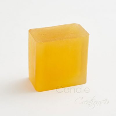 Honey Melt and Pour Soap Base