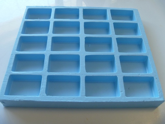 Silicone Soap Moldguest Rectangle Candle Creations