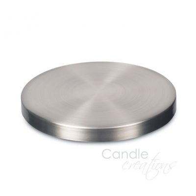 103mm Brushed Nickle Lid