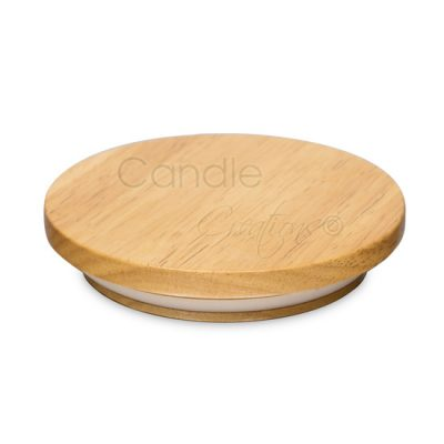 120mm Natural Wood Lids