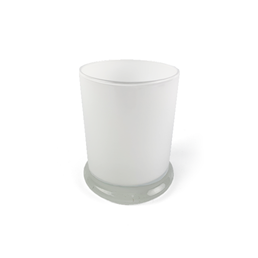 Status Jar 477 White