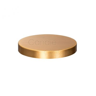 74mm Brushed Gold Lid