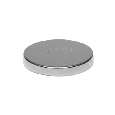 74mm Polished Nickle Lid