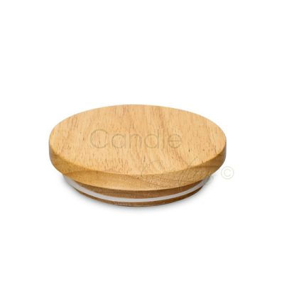 92mm Natural Wood Lids