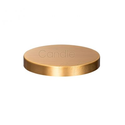 96mm Brushed Gold Lid
