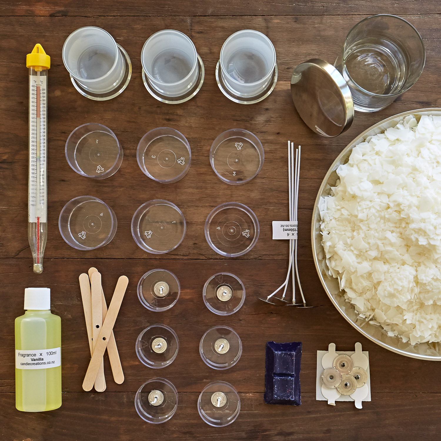 Soy Candle Making Starter Kit
