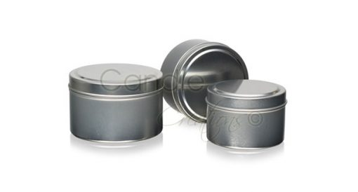 Candle Tin in Three Sizes