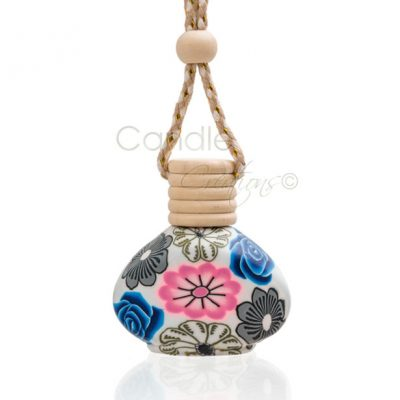 Pink Blue Silver Car Diffuser