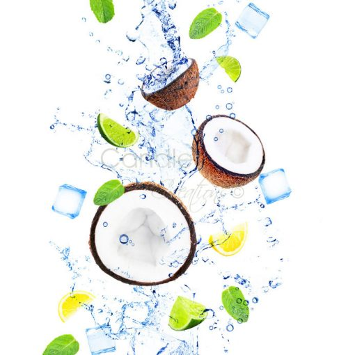 Coconut Lime Fragrance Oil