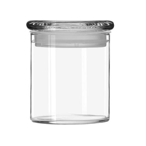 Cylinder Jar 852 with optional glass lid