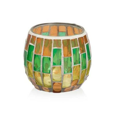 Large Mosaic Jar