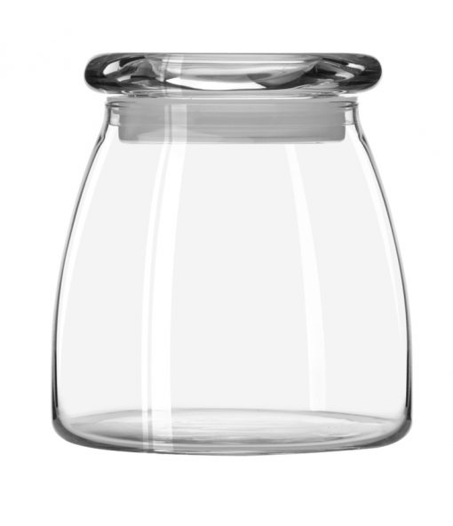 Vibe 357 with optional glass lid