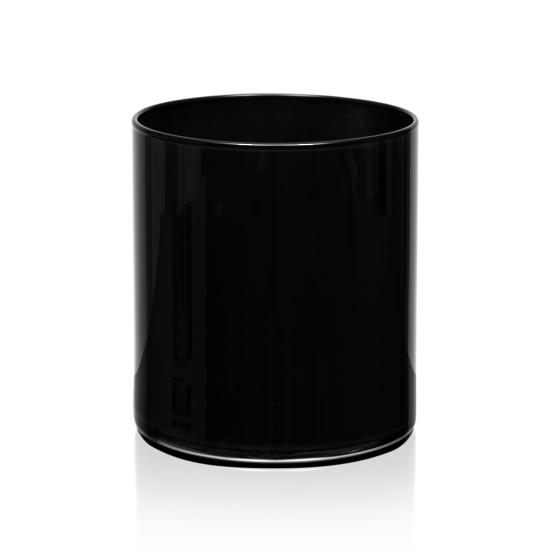 Cylinder Jar 852 Gloss Black