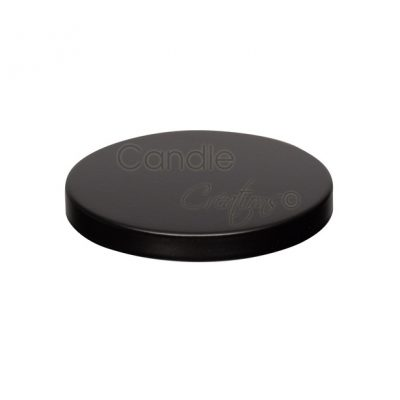 Nickle Lid Matt Black