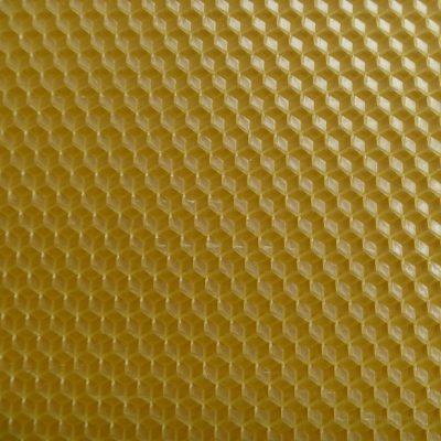 Natural Beeswax Sheets
