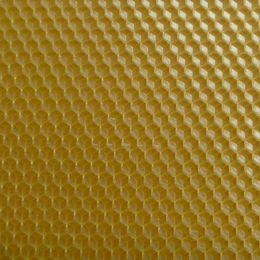 Natural Beeswax Sheets