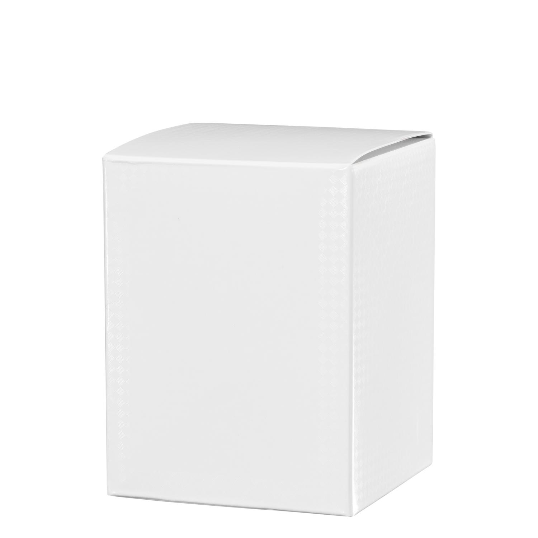 Candle Box Medium White
