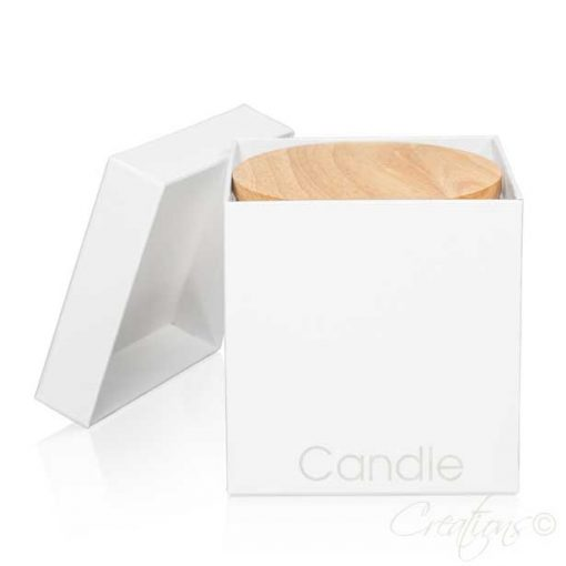 White Gift Box Large