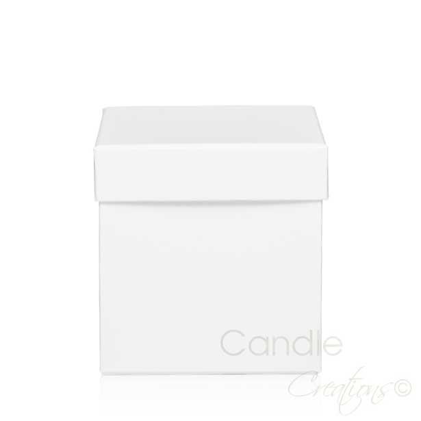 White Veluto Gift Box Medium