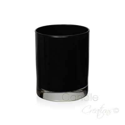 Lexington 2328 Black Candle Jar