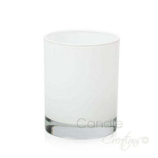 Lexington 2328 white candle jar