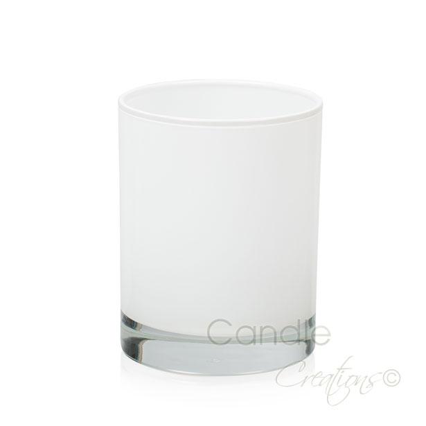 Lexington 2328 white candle jar