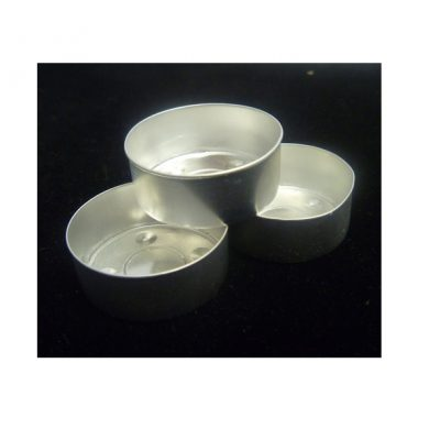 Tea Light Cups 5hr Aluminium