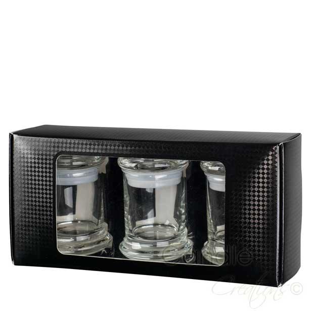 Trio Display Box Black