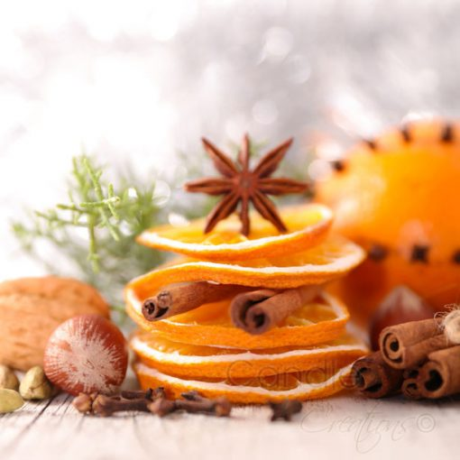 Cinnamon Orange Candle Fragrance