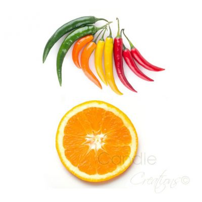 Sweet Orange Chilli Pepper Fragrance Oil