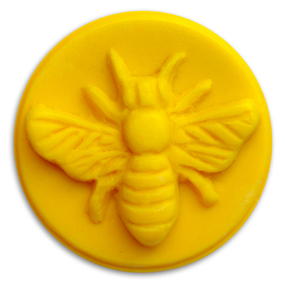 Bee Soy Melt Mold and Soap