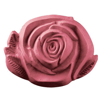 Rose Guest Soap Mold