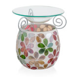 Mosaic Oil Burner Daisy