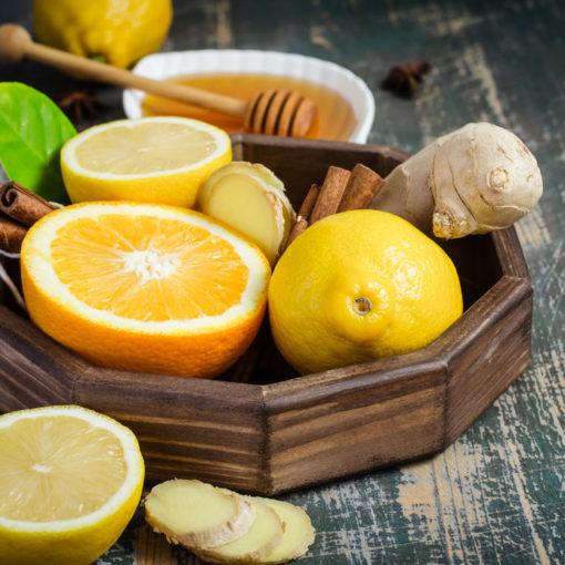Wild Ginger and Sweet Orange Fragrance Oil