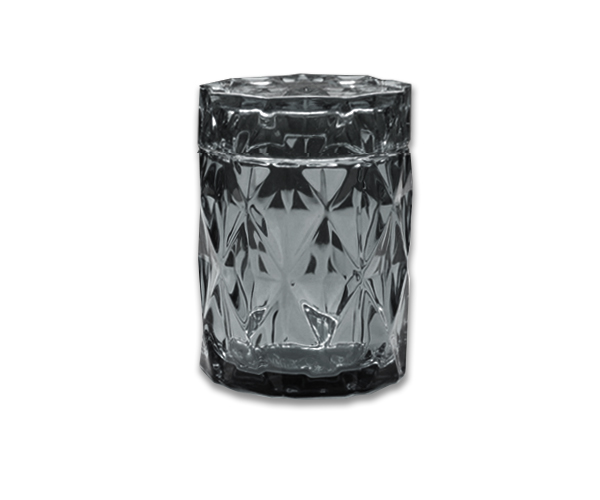 Diamond Ghost Grey Candle Creations