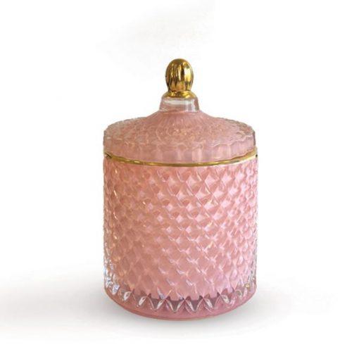 Medium Geo Royal Pink