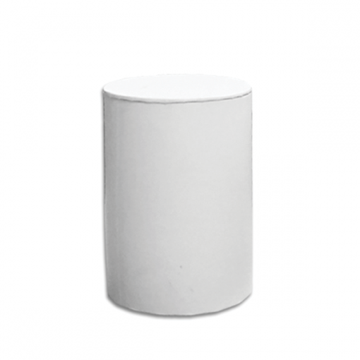 White Cylinder Gift Box