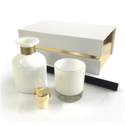 Diffuser and Glass Gift Set