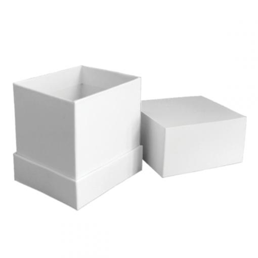 White Smart Gift Box
