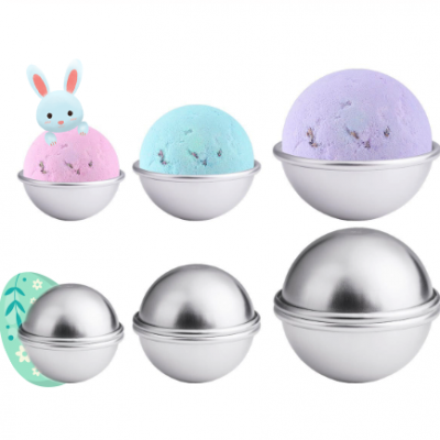 Bath Bomb Molds Easter