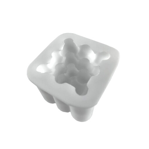 3D Cube Silicone Mold