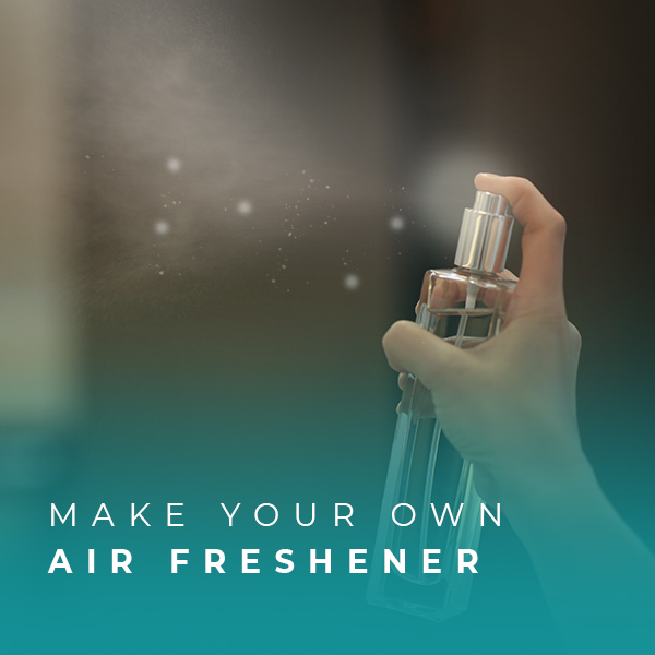 Make your own air freshener
