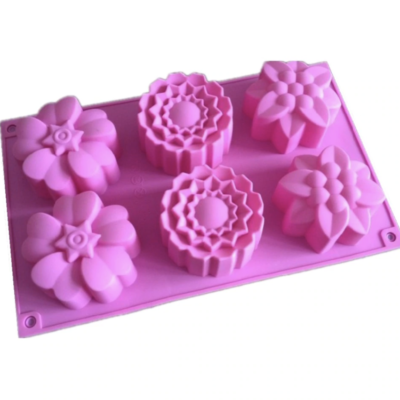 Silicone Flower Mold