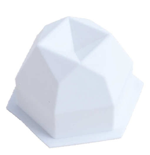 Multilateral Cube Candle Mold