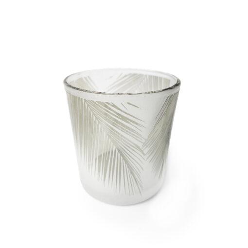 Palm Tree Candle Jar